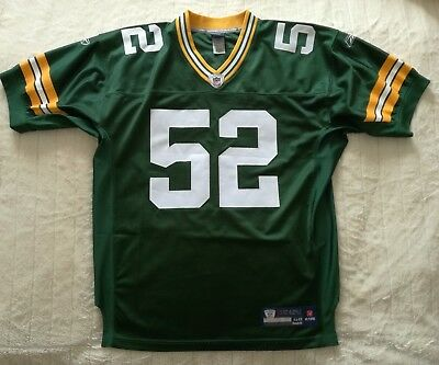 NFL Clay Matthews Green Bay Packers Authentic On Field Trikot