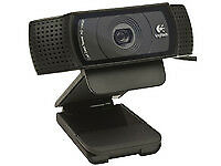 NEW! Logitech 960-000960 Webcam HD Pro C920