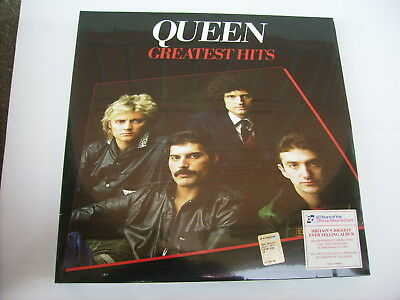 Queen - Greatest Hits - 2Lp Reissue Vinyl 2016 - 180 Gram New Sealed