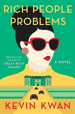 Rich People Problems by Kevin Kwan 2018 (PDF) E-B00K express email delivery