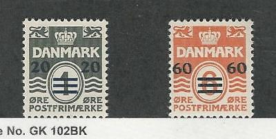 Faroe Islands, Postage Stamp, #2, 6 Mint NH, 1940-41, JFZ