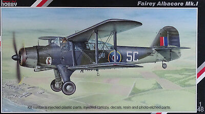SPECIAL HOBBY 48045 Fairey Albacore Mk.I in 1:48