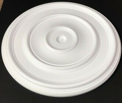 Classy Ceiling Rose Polystyrene Easy Fit Very Light Weight Starting from £10.99