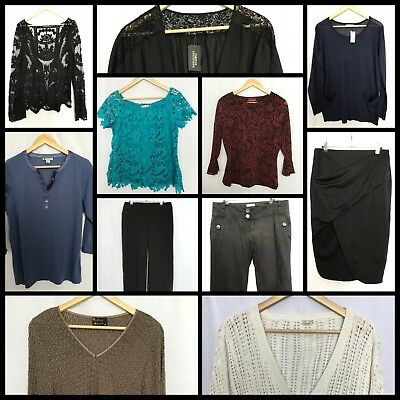 Womens Size 14 Bulk Lot - Forever 21 Millers Lookbook Store TEMT Crossroads