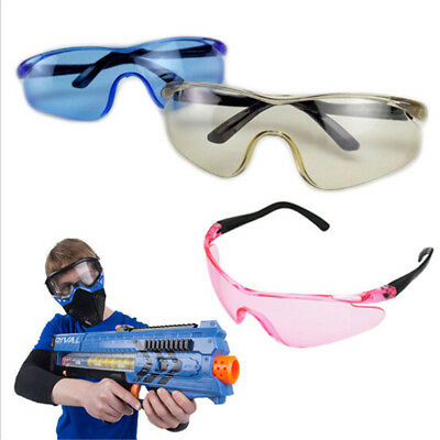 cf18cd1c4f 1Pc Plastic Toy Gun Glasses for Nerf Protect Outdoor Children Kids Eyes  Goggles