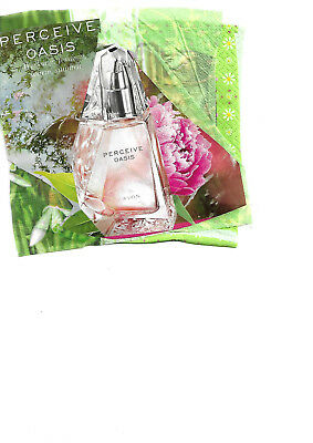 "Parfum-Spray ""Perceive Oasis""Orig.Verp.in Folie 50ml"