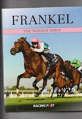 Horse Racing - Frankel - The Wonder Horse