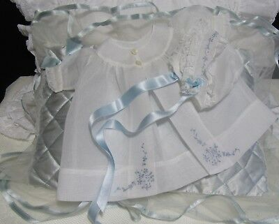 Custom Designed Organdy Coat Set for your Vintage 1930s Effanbee Dy-Dee Doll