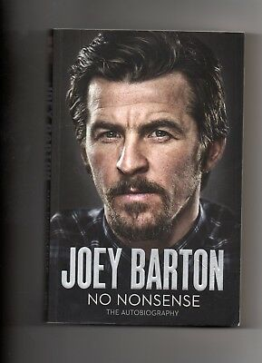 Fleetwood Town - Joey Barton Autobiography - No Nonsense - Qpr, Newcastle Utd