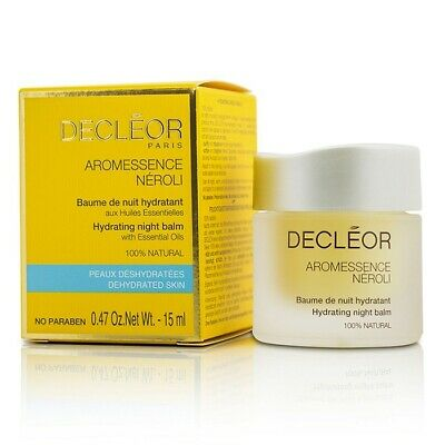 Decleor Aromessence Neroli Hydrating Night Balm 15ml New & Boxed