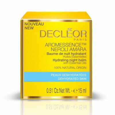 Decleor Aromessence Neroli Amara Hydrating Night Balm 15ml New & Boxed