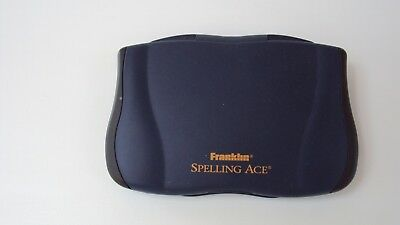 franlin spelling ace with thesaurus sa-206