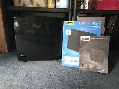 Aeramax Pet PT65 Air Purifier - with 2 Brand New Carbon filters