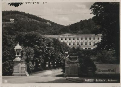 Karlsbad - Parkhotel Richmond - 1939 (78551)