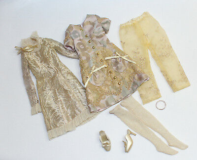 """Orig. Wilde Lingering Doubt Outfit for 16"""" Ellowyne or Pru or Amber Doll"""