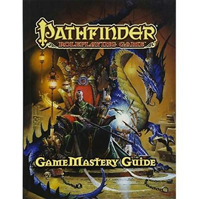 Pathfinder Roleplaying Game: GameMastery Guide Pocket E - Paperback NEW Staff, P