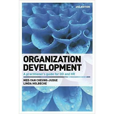 Organization Development: A Practitioner's Guide for OD - Paperback NEW Dr Mee-Y