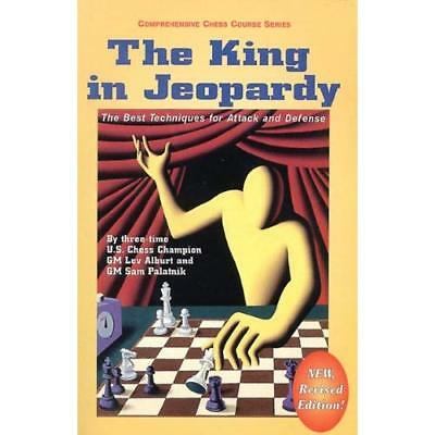 King in Jeopardy: The Best Techniques for Attack and De - Paperback NEW Palatnik