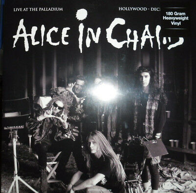 Alice In Chains  -  Live At The Palladium  180g  2015   NEW