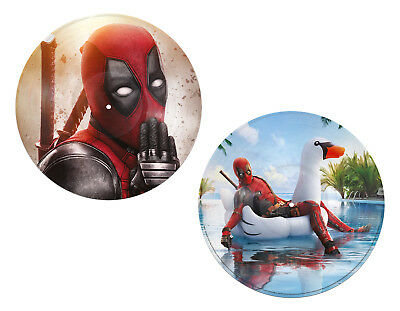 Tyler Bates - Deadpool 2 - OMPS - New Limited Edition Picture Disc Vinyl