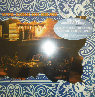 Allman Brothers  -  Win, Lose Or Draw  180g   Holland 2016   NEW