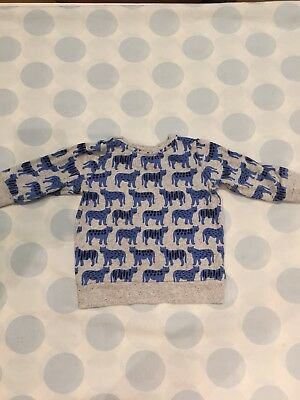 SEED Baby Tiger Jumper Size 3-6 Months 000
