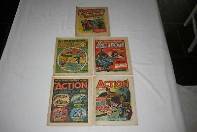 Action Comics Joblot Ipc