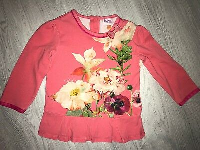 Baby Girls Top Age 9-12 Months Ted Baker