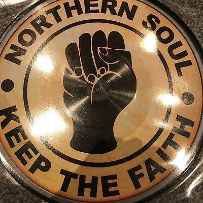 "Northern soul  ""keep the faith  12 "" vinyl Lp Picture Disc - 2018 ltd / 500 Only"