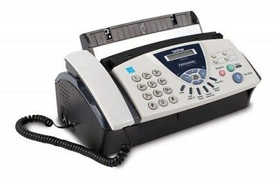 Brother Fax-575 Personal Plain Paper Fax Phone and Copier New In Original Box