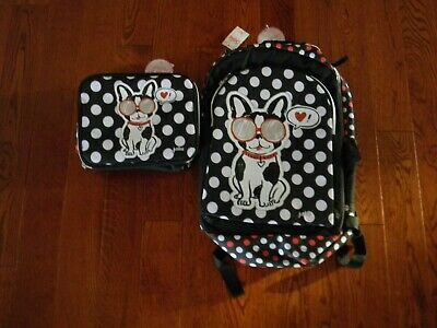 Nwt Justice Girls Pawsitivity Backpack