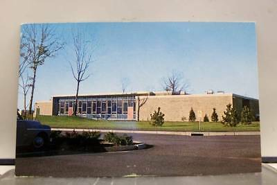Rhode Island RI Providence Student Center Postcard Old Vintage Card View Post PC