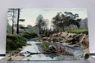 Ohio OH Cleveland Natural Scenery Gordon Park Postcard Old Vintage Card View PC