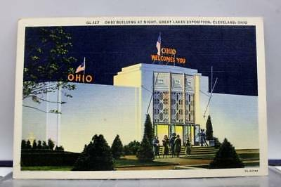 Ohio OH Great Lakes Expo Cleveland Postcard Old Vintage Card View Standard Post