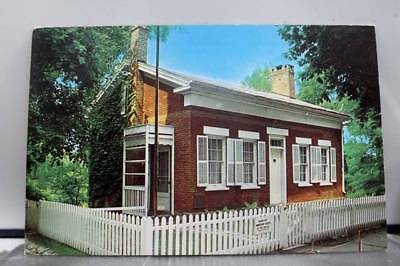Ohio OH Birthplace of Edison Milan Postcard Old Vintage Card View Standard Post