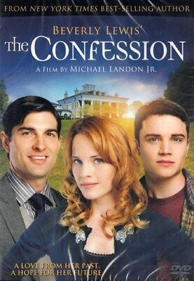 NEW Sealed Christian WS DVD! The Confession by Beverly Lewis (Katie Leclerc)