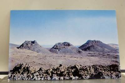 Idaho ID Craters of Moon Monuments Postcard Old Vintage Card View Standard Post