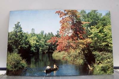 Scenic Retreat River Postcard Old Vintage Card View Standard Souvenir Postal PC