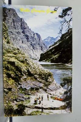 Idaho ID Hells Canyon Snake River Postcard Old Vintage Card View Standard Post