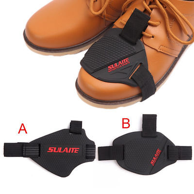 NEW Motorcycle Shift Guard Cover Protective Gear Shifter Pad Shoe Boot Protector