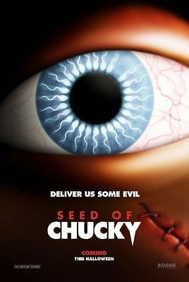 SEED OF CHUCKY great original 27x40 D/S movie poster