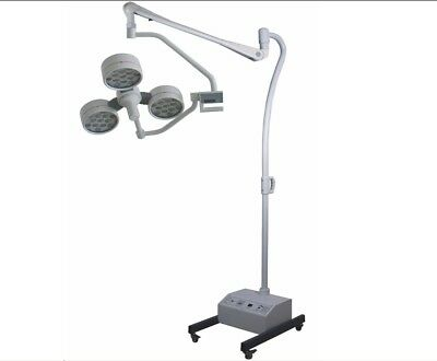 YD02-LED3E(with battery) LED Shadowless Operating lamp Medical Surgical Light TK