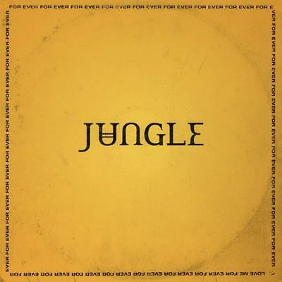 "Jungle - For Ever (NEW 12"" VINYL LP)"