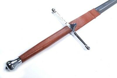 Braveheart William Wallace Hand Forged Full Tang Carbon Steel Sword