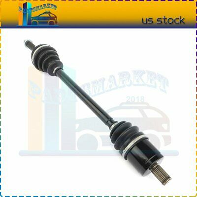 REAR LEFT CV AXLE POLARIS RANGER 700 500 4X4 EFI 07-2009 800 6X6 EFI 2010-2016