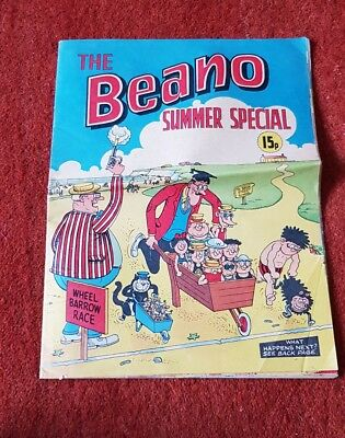 The Beano Summer Special 1975