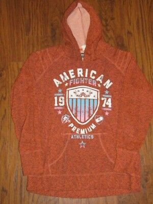 American Fighter Womens Hoodie Size XL