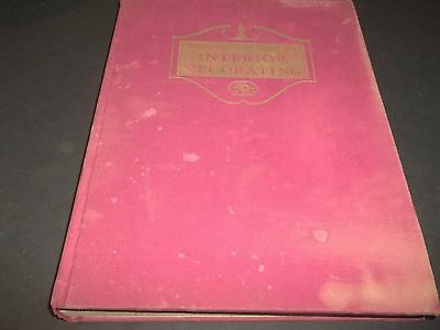 Vintage Interior Decorating Book 1948 Funiture Curtains Period & Modern Styles