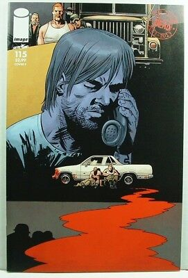 THE WALKING DEAD #115 Variant Cover F (2013)  NM Never Read Condition