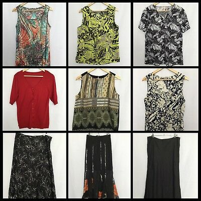 Womens Size 12 Bulk Lot - Suzanne Grae Millers NOW